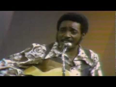 """Man, this makes me tear up a bit. Thinking about my youngest child....""""Sunny"""" - Bobby Hebb"""