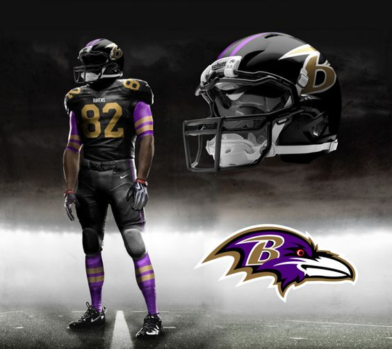 Nike NFL Pro Combat Uniform Concepts by Brandon Moore, via Behance ...