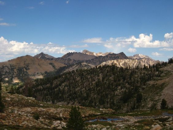 Image for Toxaway to Alice Lake Loop