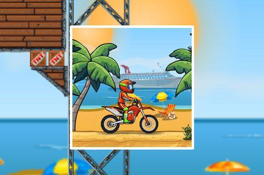 Moto X3m Bikes Driving Games Racing Bikes Racing