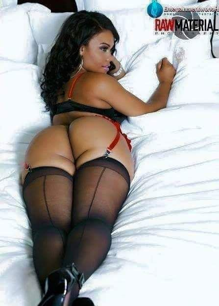 Fat Ebony Butt 107