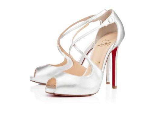 Zapatos Christian Louboutin De Novia
