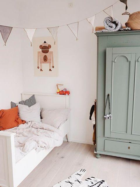 19 Dormitorios Infantiles Para Enamorarte In 2020 Madchenzimmer Dekoration Vintage Madchen Zimmer Haus Deko