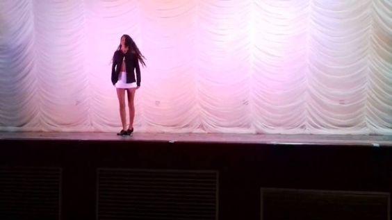 Solo:Minha Liberdade/sapateado-Laila Gabriely