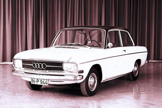 Audi 72 (1965)