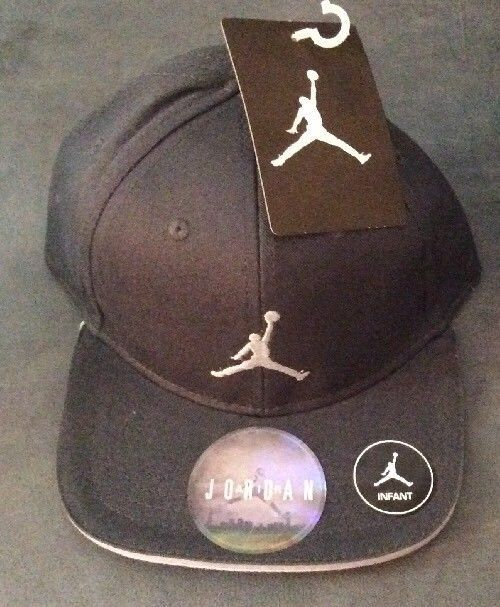 cc192edad4f ... ebay get nwt nike air jordan jumpman infant adjustable snapback hat cap  gary 12 24 nike air ...