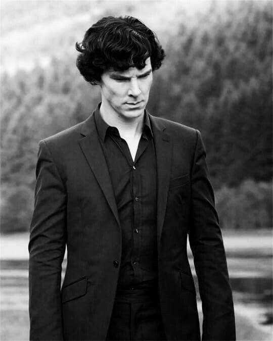 Black And White Sherlock Cumberbatch Sherlock Holmes Bbc Benedict Sherlock