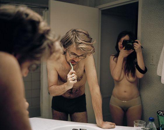 Photographer Chronicles Her Husband's Depression Through Intimate Portraits