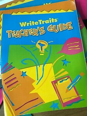 Great Source Write Traits Great Source Write Traits Teacher S Guide Grade 9780669504774 Ebay In 2020 Teacher Guides Write Source Teacher