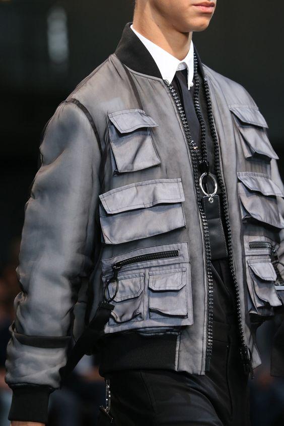Farb-und Stilberatung mit www.farben-reich.com - Givenchy Spring 2015 Menswear.