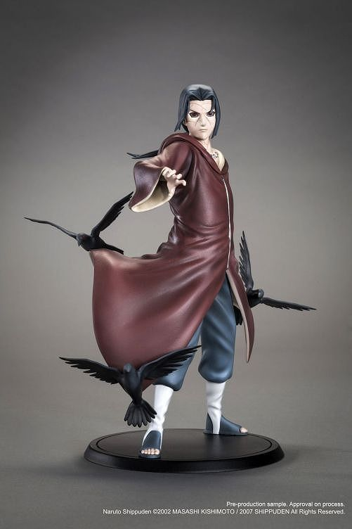 List Of Naruto Shippuden Statues Figures Made By Tsume