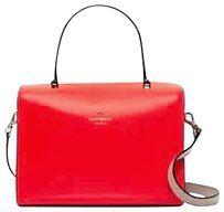Kate Spade Bag - Satchel in Flame Red