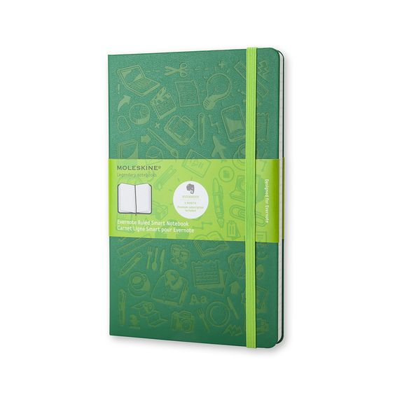 Evernote Smart Notebook | Moleskine Store - Moleskine
