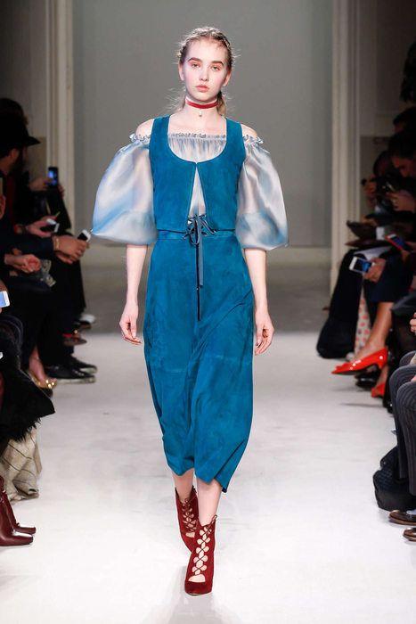 Luisa Beccaria Automne/Hiver 2016, Womenswear - Défilés (#24622)
