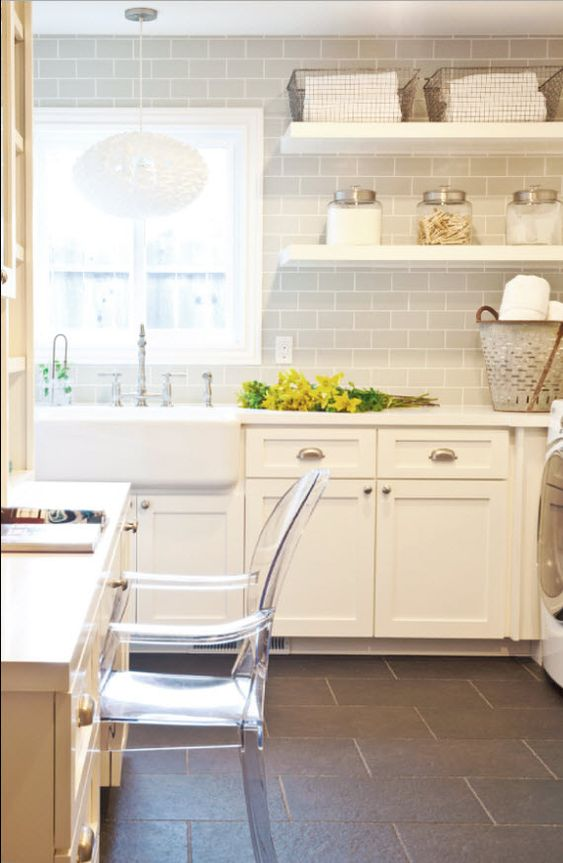 laundry tile and laundry rooms on pinterest