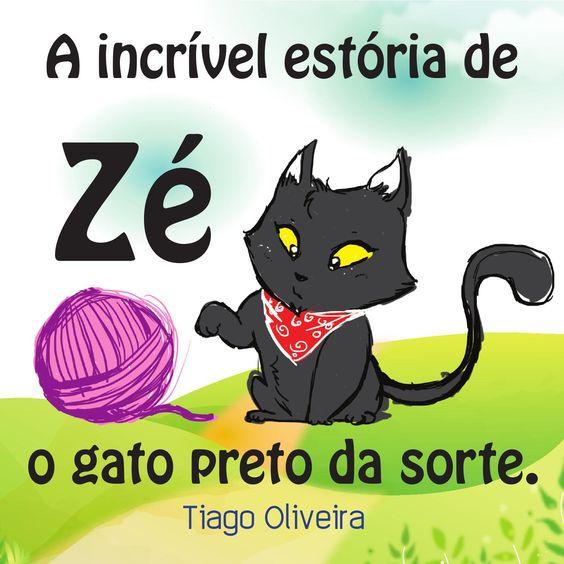 Resultado de imagem para tiago gato preto