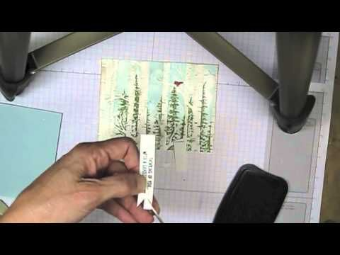 Stamp With Cynthia: GV Achievers Blog Hop - Remember to Give Thanks (Stamped Embossing Folders and a video)
