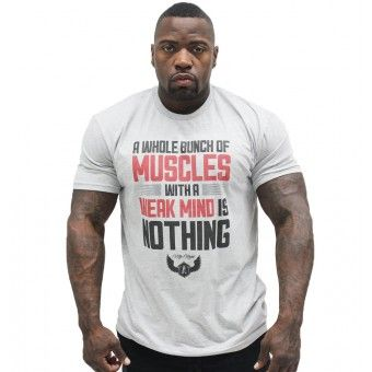 Mike Rashid - A Whole Bunch of Muscles Tee