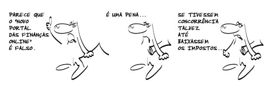 Cartoon de terça-feira, 18 de novembro de 2014