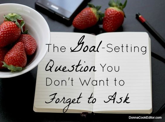 The Goal-Setting Question You Don