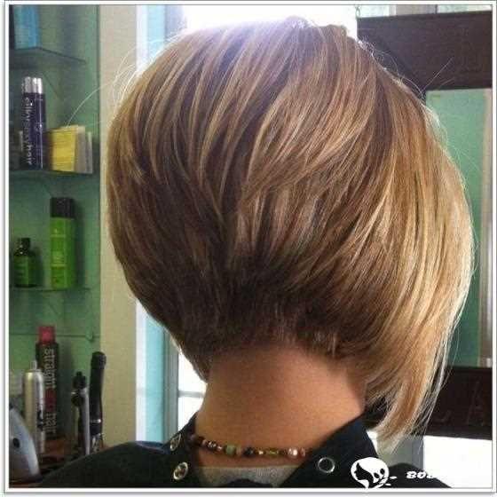 63 Gestapelte Bob Frisuren Die Ihnen Einen Angenehmen Blick Geben 2019 2020 Hair Coole Bob Bobfrisu Stacked Bob Hairstyles Edgy Bob Hairstyles Hair Styles