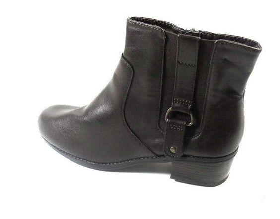 "News Karen Scott ""Dara"" Dark Brown Man Made Casual Med Heel Side Zip Ankle Boots 8M    Karen Scott ""Dara"" Dark Brown Man Made Casual Med Heel Side Zip Ankle Boots 8M  Price : 17.99  Ends on : 2016-05-09 15:37:50  View on eBay  [a... http://showbizlikes.com/karen-scott-dara-dark-brown-man-made-casual-med-heel-side-zip-ankle-boots-8m/"
