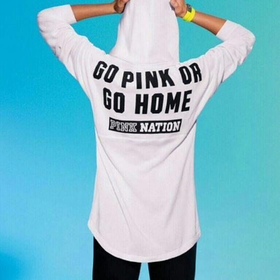 Pink Nation Sweatshirt | Fashion Ql