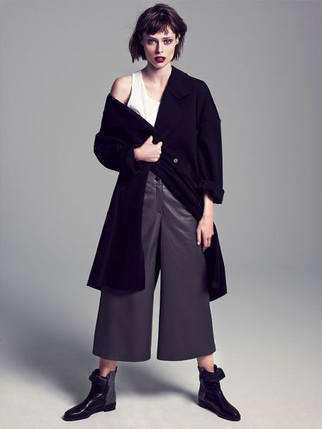 Coco Rocha - Allure Magazine Pictorial [South Korea] (November 2014)