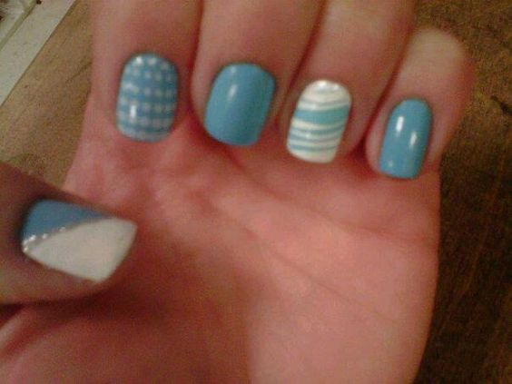 Done By Jessica Shear Envy Salon Joliet Il Nails Nail Art Confessions Of A Shopaholic