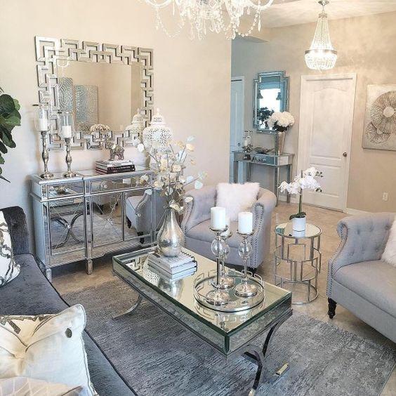 Dekorasi Tema Glam Oh Rumah Idaman In 2021 Home