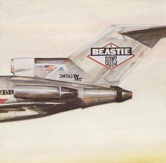 The Beastie Boys - Licensed To Ill.  Almost forgot.Apropos for sure