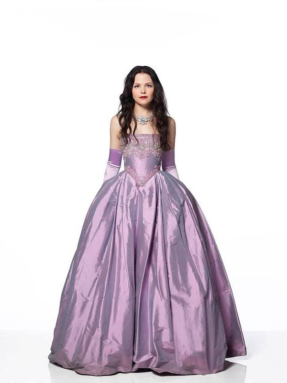 Once Upon A Time Snow White Inspired Lavender by ...