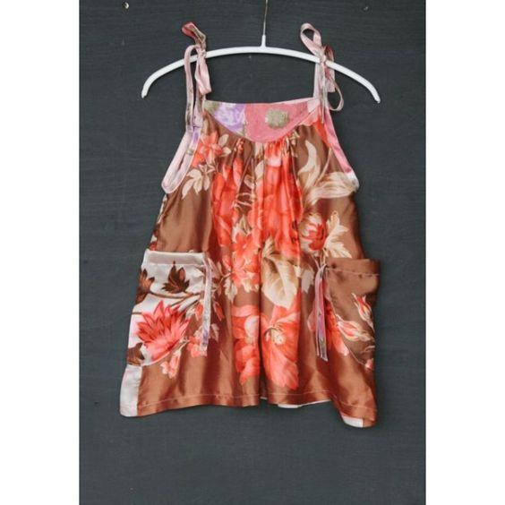 Nixie Petal Dress 'Hawaii' 4yrs #NixieClothing #kidsfashion: Hawaii 4Yrs, Kiddos Style, 4Yrs Nixieclothing, Nixie Petal, Vintage Silk, Nixieclothing Kidsfashion