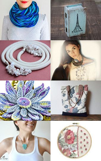 Spring Collection by Sergey on Etsy--Pinned with TreasuryPin.com