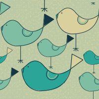 Pattern pássaros