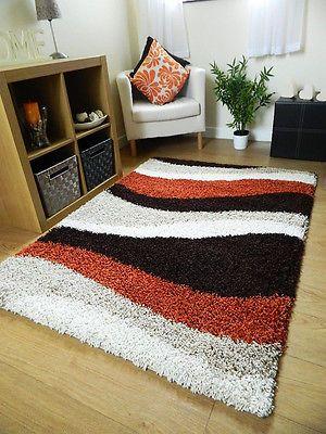 Extra Large Small New Good Quality Thick Soft Shaggy Pile Rugs Non Shedding Mats Ebay Diy Rug Diy Carpet Diy Rug Tutorial