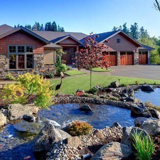 Pinterest the world s catalog of ideas for Curb appeal ideas for ranch style homes
