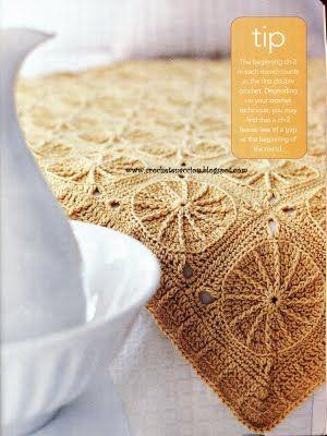 Crochet En Acción: Un motivo, para seguir tejiendo