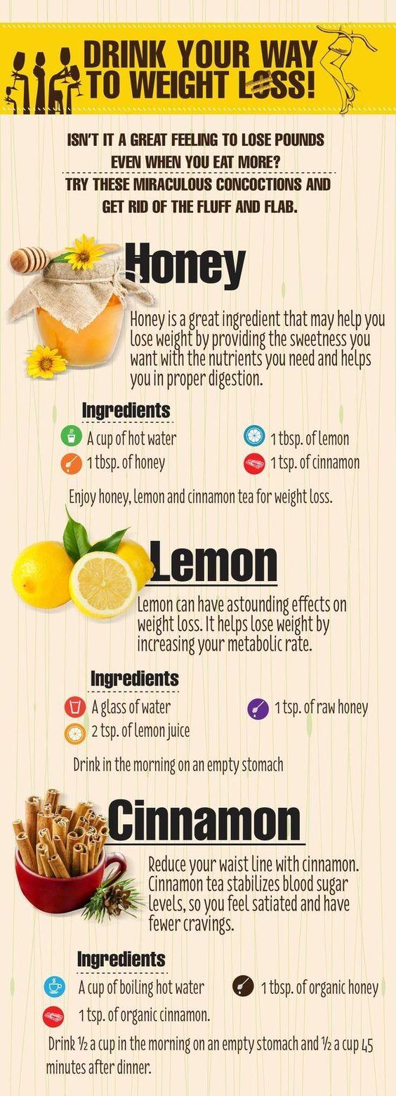 Healthy Detox drinks