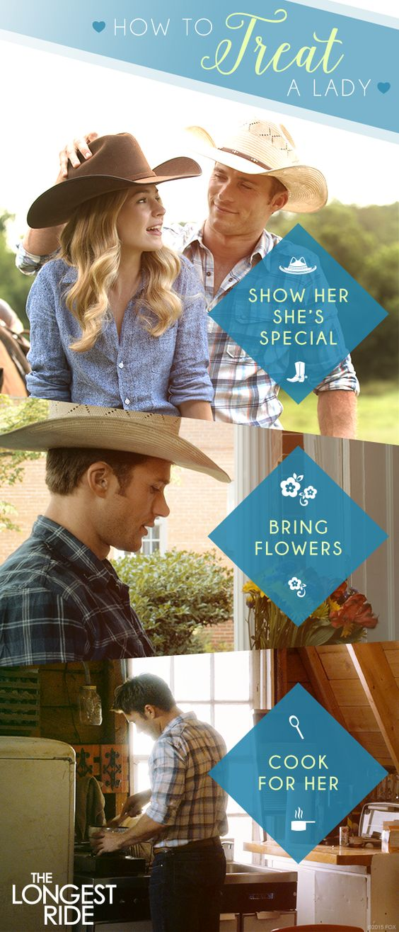 Real men know this already. #LongestRide  Watch it on Digital HD this July