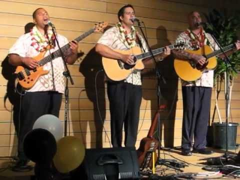 Hi'ikua CD Release Party - Ku'u Hoa Hi'ikua