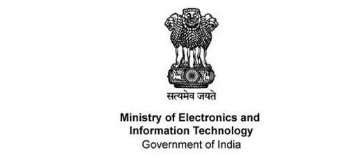 Ministry of Electronics and Information Technology - MEITY ...