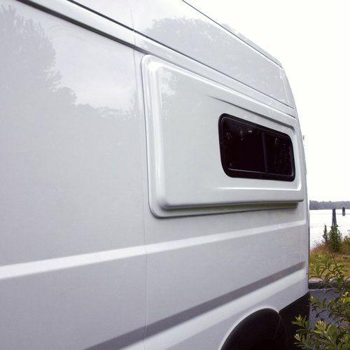 Flare Set For Ram Promaster Vans Flarespace Ram Promaster Van Life Van Living