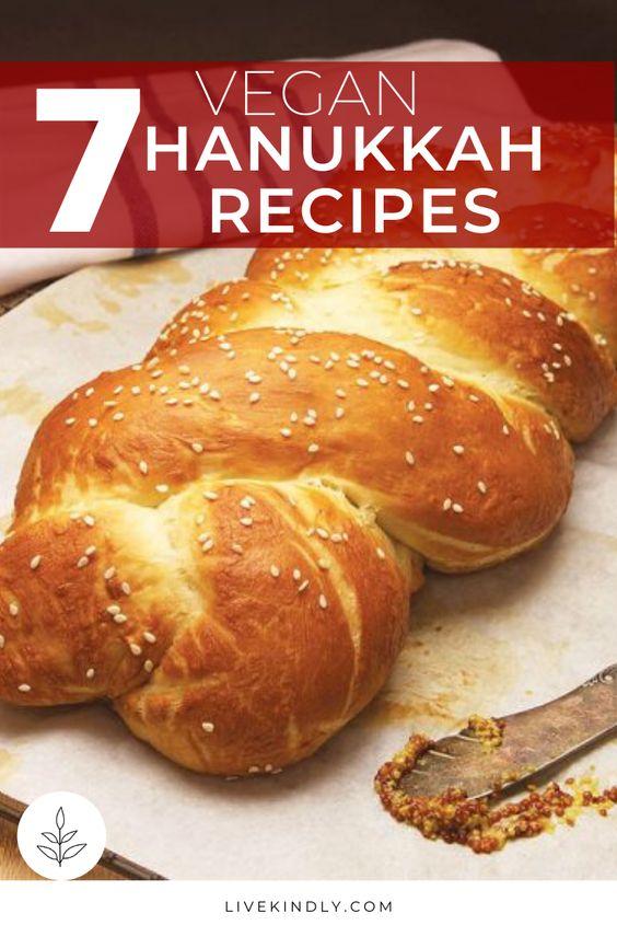 7 Vegan Hanukkah Recipes