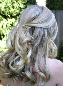on-site bridal hair and wedding make-up - www.salonmaison.net