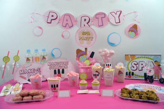 Mira este artículo en mi tienda de Etsy: https://www.etsy.com/es/listing/255606352/spa-party-decoracion-fiesta-spa-kit