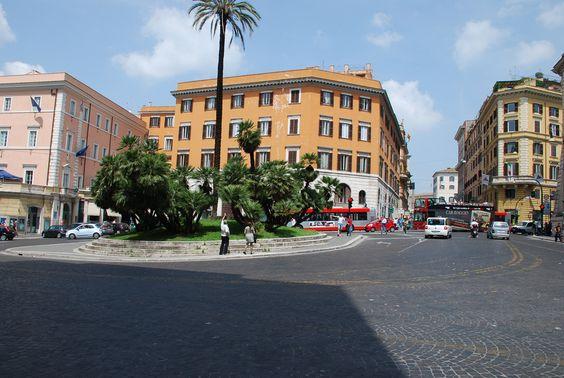 Rome, Italy (Roma, Italia).