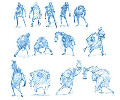 Just a Doodlin' - The Art of Michael McCabe