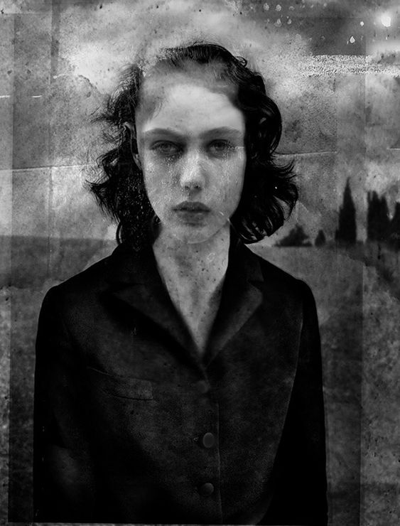 Surreal photography by Antonio Palmerini.
