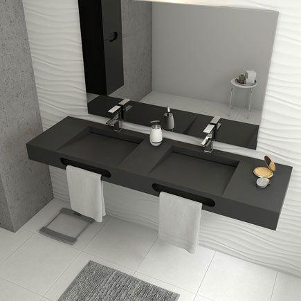 Mueble de lavabo ZEUS Ref. 17954034 - Leroy Merlin